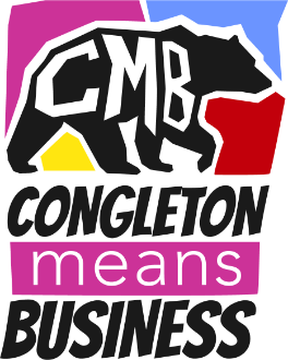 Congleton Means Business Logo
